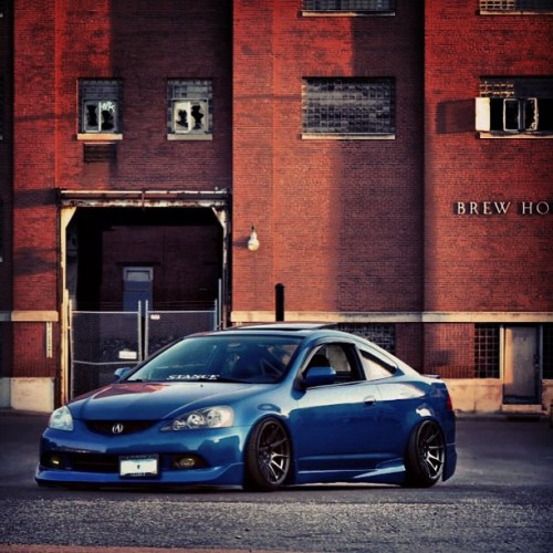 michellesarco:  wigglewigglewigglewiggleyaya:  So Sick #Acura #Rsx #Honda #Integra #TypeS #TypeR #HellaFlush #Slammed #DC5 #Mugen #JDM ##K20  Damn and I don't even like rsx's too much but that stance <3