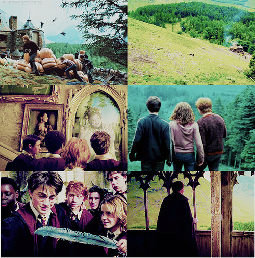 "purehogwarts:  ""Mysterious thing, time. Powerful, and when meddled with, dangerous."""