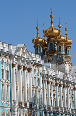 exquisite-planet:  Catherine Palace, Russia