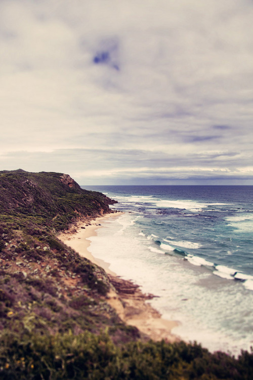 touchdisky:  Great Ocean Road, Australia by Leighton Wallis