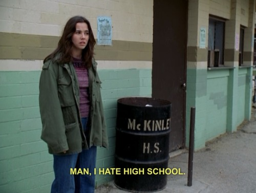 sad-sturbation:  Freaks and Geeks