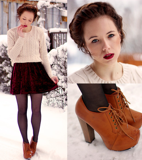 Winter Girl (by Wioletta Mary Kate) (ridiculously pretty guys)