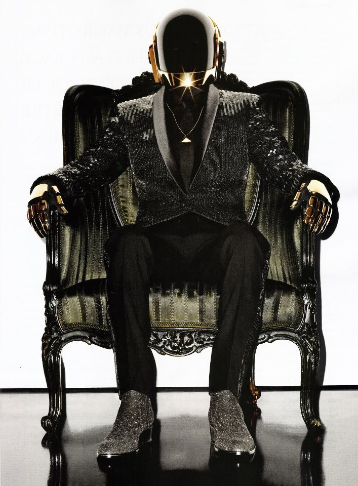 Exclusive Interview With Daft Punk in Obsession Magazine - Translated