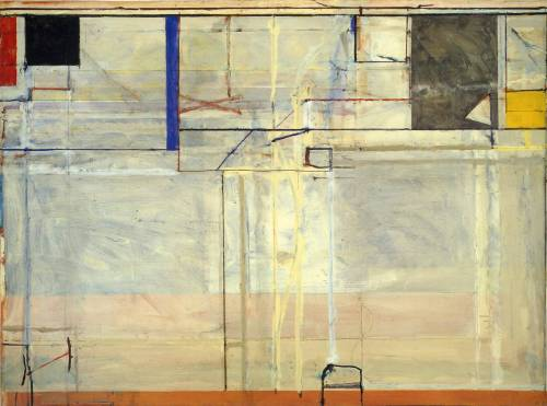 drawpaintprint:  Richard Diebenkorn: Ocean Park No. 131 (1985)