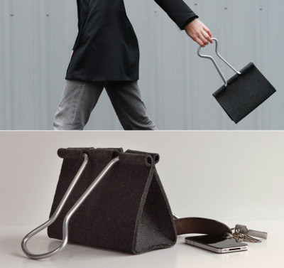 Clip Bag by Peter Bristol