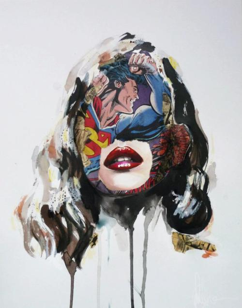beautifulbizzzzarreart:  Sandra Chevrier
