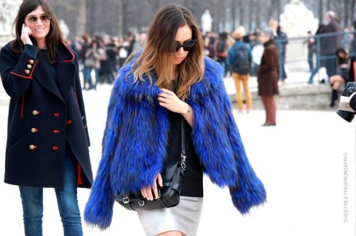 ilixr:  a—la-mode:  oh paris fashion week xx
