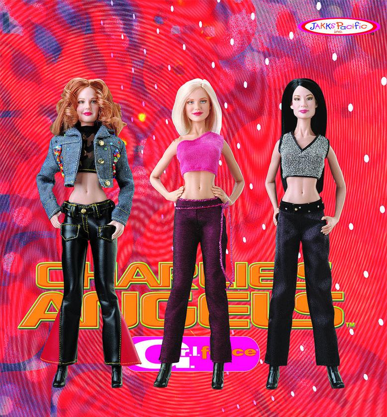 Fy Charlie S Angels Charlie S Angels Dolls 2000