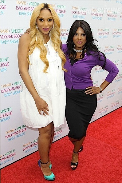 Braxton Family Rule No. 1: Defy height, BECOME LATOYA JACKSON