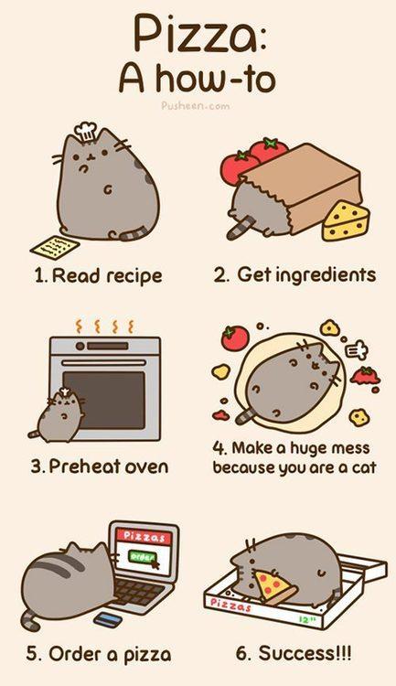 Me making dinner in a nutshell…