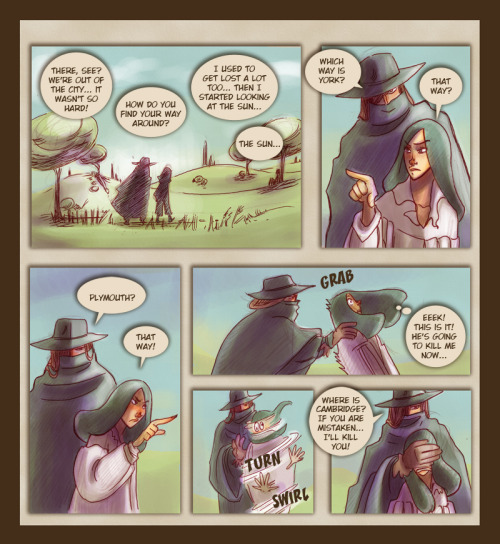 The Pirate Balthasar - Lost and found - page 12