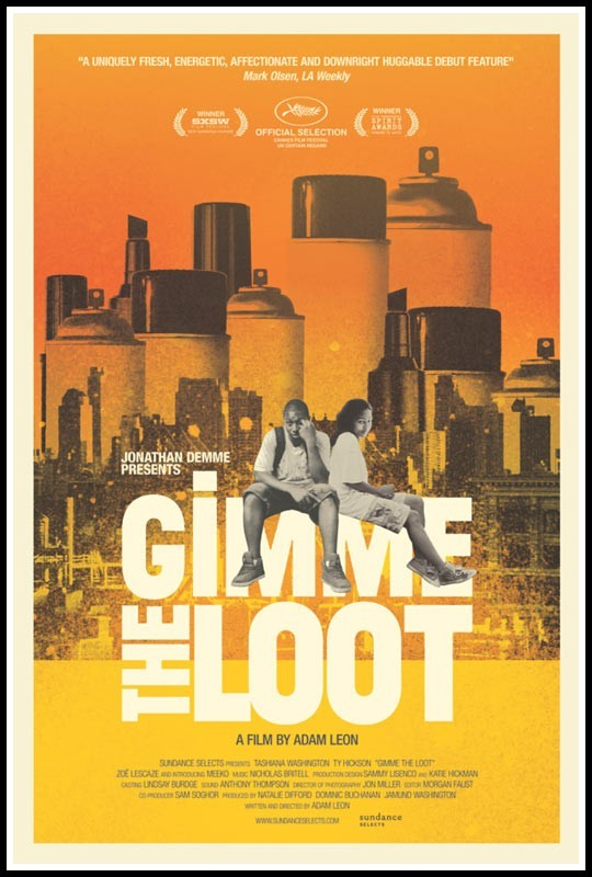 Win Tickets to the premiere of Gimme The Loot! Find out how to win tickets to the premiere of the film Gimme The Loot in New York City simply by posting the best photo on Instagram. Get more details and check out the trailer to the film on MIlk Made by clicking here.