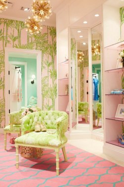 fairytaleprepland:  Dream Lilly room!
