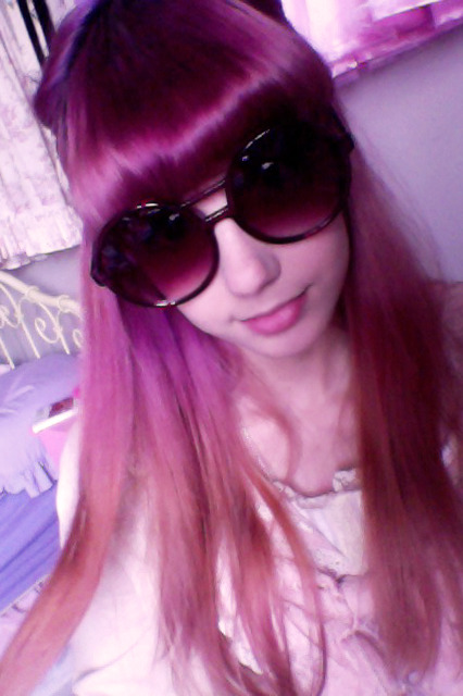 New sunnies~!!