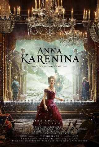 I'm watching Anna Karenina                        Check-in to               Anna Karenina on GetGlue.com