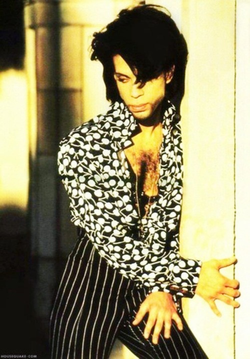 14/100 Photos Of Prince.