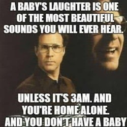 9gag:  Baby's laughter..