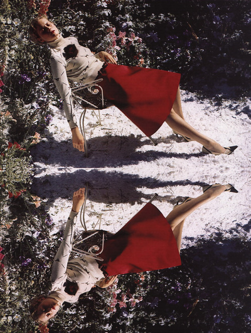 Harper's Bazaar US, December 2000