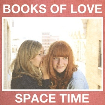 "under-radar-mag:  ""Space Time"" is a fluffy piece of girl-group pop, brought to you by La Sera's Katy Goodman and The Hush Sound's Greta Morgan. (via media 