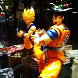 Way too expensive but still neat #justsaiyan #disney #epcot #japan #dbz #tbt