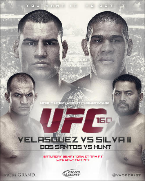 UFC 160: Velasquez vs. Bigfoot II