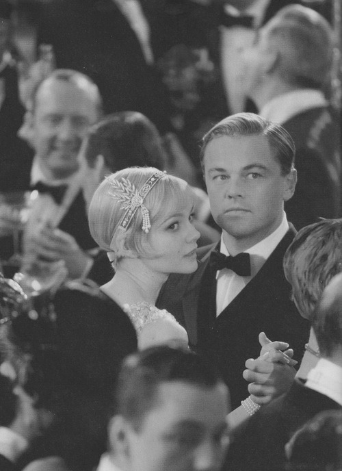 hauteinnocence:  Carey Mulligan and Leonardo DiCaprio