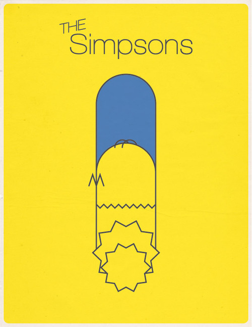 divangeek:  The Simpsons