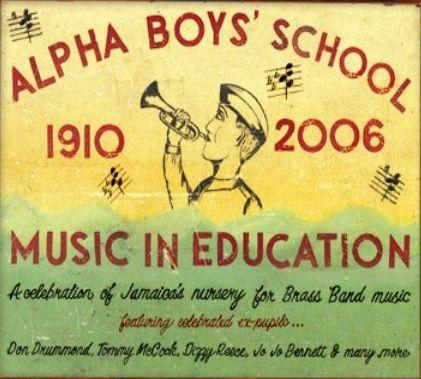 "The alpha boys school has had its own band since 1892, originally a drum and fife (musical instrument) corps, and later a brass band, following the gift of brass instruments from the Roman Catholic Bishop of Jamaica.The school has been credited with influencing the development of ska and reggae. Notable alumni, all musicians, include: the four founding members of the Skatalites (Tommy McCook, Johnny ""Dizzy"" Moore, Lester Sterling and Don Drummond),Dizzy Reece, Cedric Brooks, David Madden, Theophilus Beckford, Rico Rodriguez, Yellowman, Vin Gordon.Harold McNair,Joe Harriott, ""Deadly"" Headley Bennett, Leroy ""Horsemouth"" Wallace, the Israel Vibration vocal trio (Lascelle ""Wiss"" Bulgin, Albert ""Apple Gabriel"" Craig, and Cecil ""Skeleton"" Spence) and Leroy Smart."