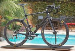 slamthatstem:  CERVELO WHAT THE HELL. $10k ultralight frame with probably 1 gram of spacers/steerer tube. Probably costs $15k for the ultraultralight frame that doesn't have three inches of steerer tube. At least Bike Radar had the decency to drop the stem for their test ride. Gallery on cyclingnews. Also WHO THE HELL IS BUYING THESE BIKES?!? Are the fibers made of unicorn hair?!? Is the resin the blood of Hercules? It friggin better be.