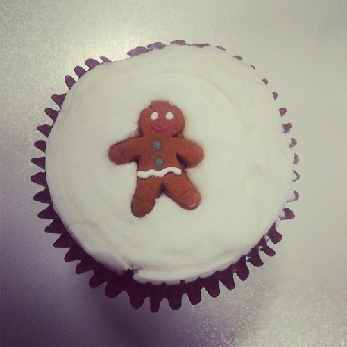 Shrek gingerbread man!!!