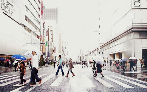 Ginza by h185555 on Flickr.