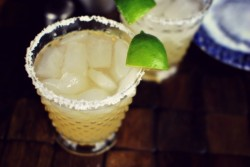 foodopia:  honey lime margaritas: recipe here
