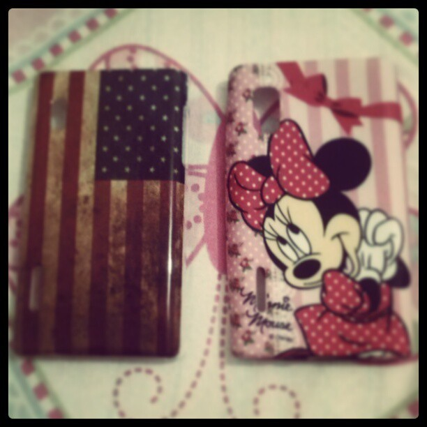#capas. #Lg #L5 #new #minnie #usa #penelope #cute #instagood #love