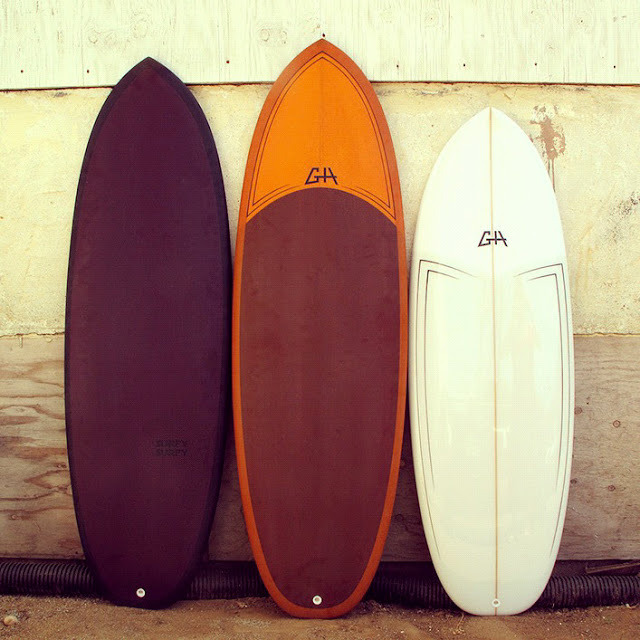 Hanel pill's at Surfy Surf