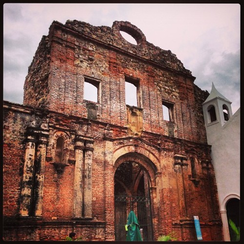 Panama City #history #architecture #panama  (at Arco Chato)
