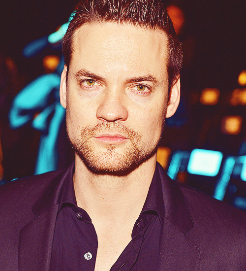 fyeahshanewest:  6 HQ pictures of Shane West attending World MasterCard Fashion Week Fall Collection 2013 | Shane West Online