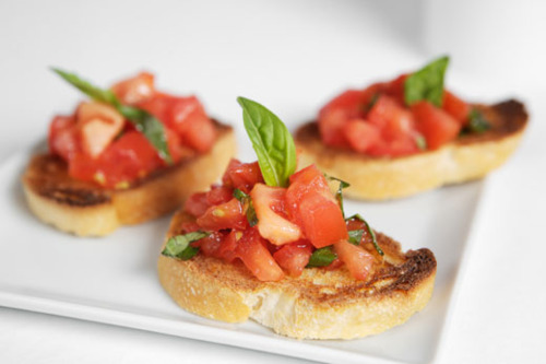 Love Bruschetta