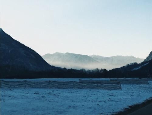 Mine Bavaria Germany winter iphonephotography