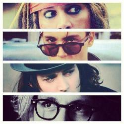 tora-ko:  Johnny Depp :3 My favorite actor :Q____