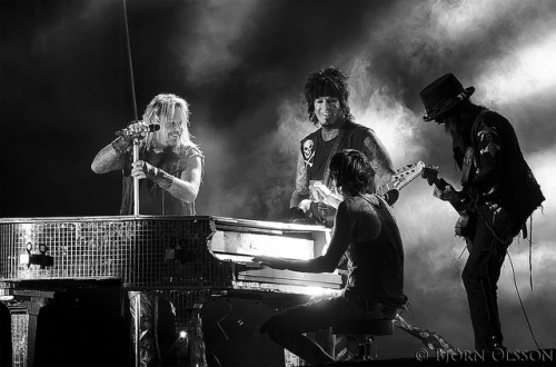 Mötley Crüe on Flickr.