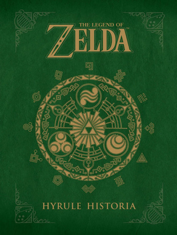 Unlikely Amazon Bestsellers: 'Hyrule Historia'