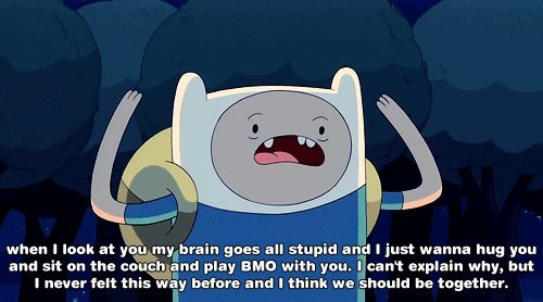 i wish i were as smooth as finn.