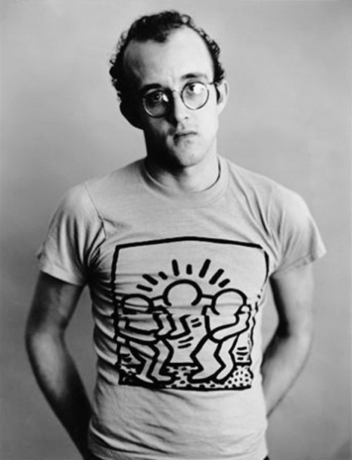 Born on this day, Keith Haring evd social networks: tumblr - facebook - twitter -pintrest - instagram:@evdath