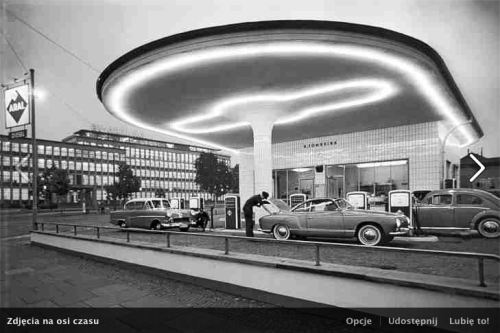 kaiserlofts:  ARAL Gas Station