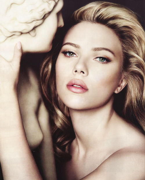 Scarlett Johansson for Dolce and Gabbana, Spring 2013
