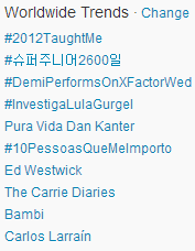 Ed Westwick TTWW during the retrospective!