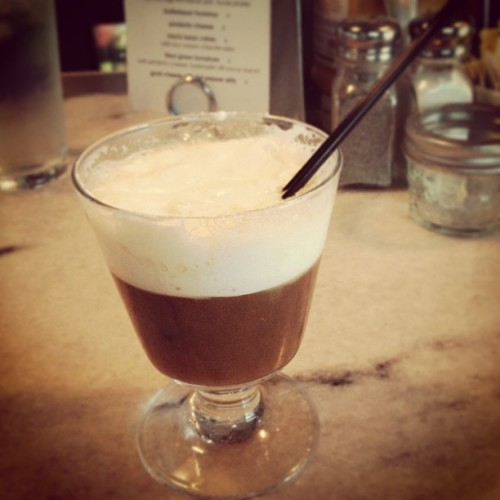 #IrishCoffee