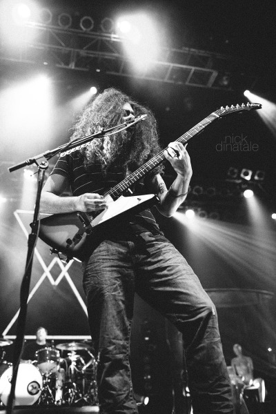 Check out my most recent blog up on my website! Photos of Coheed and Cambria, Between The Buried and Me, and Russian Circles! http://nickdinatalephoto.com/blog/13783685/