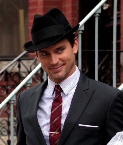 wishingforanotheryesterday:  matt bomer  You go, Matt Bomer.