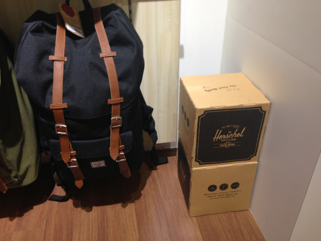 #backpacks #herschel